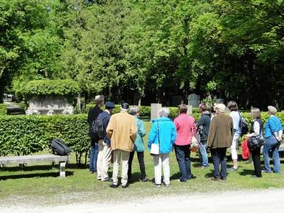 Neuer Israelitischer Friedhof, Foto: Sebastian Offergeld