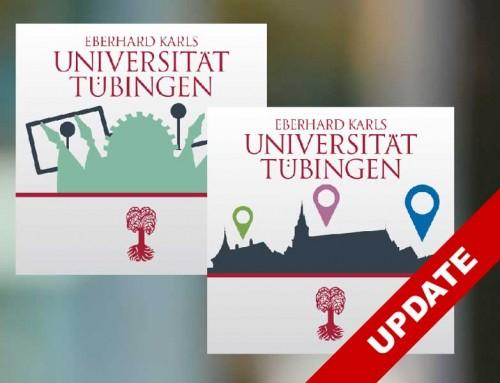 """Updates für die Apps """"Tübinger Geschichte(n)"""" und """"Kriegsmäler in München"""""""